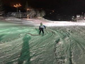 ジュニアスキー選手育成会部員募集開始