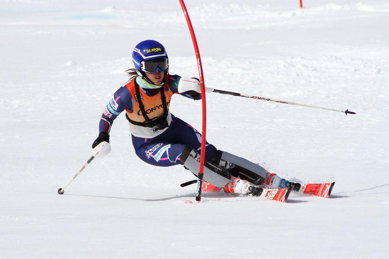全国中学校スキー大会!