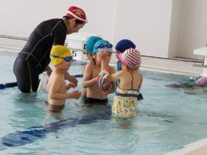 大人の水泳教室やります!