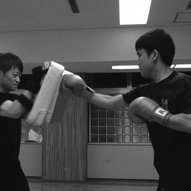 ステップボクシング